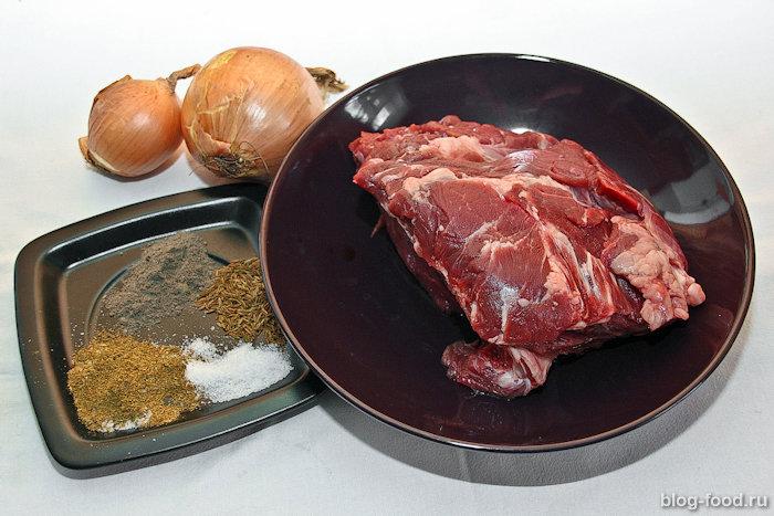 Маринование шашлыка из говядины в домашних условиях