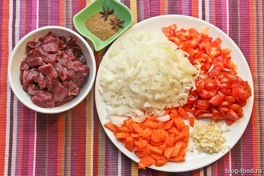 Рецепты узбекского лагмана пошагово в домашних условиях