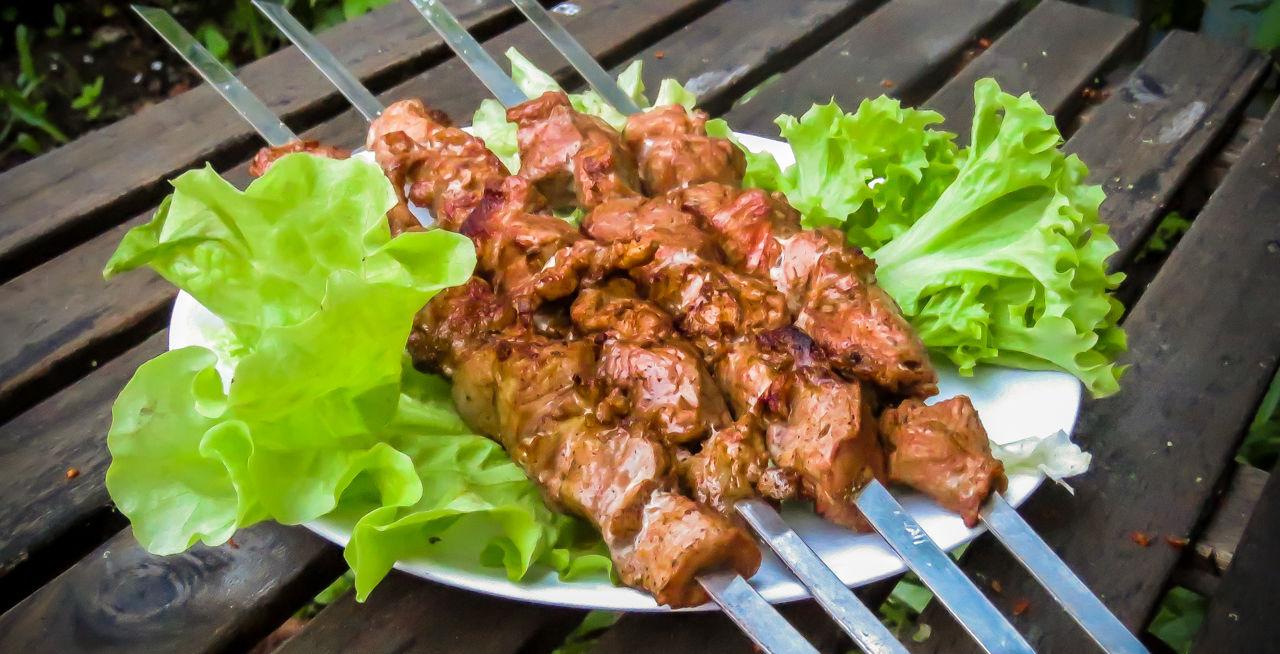 Рецепт мягкого и вкусного шашлыка из свинины