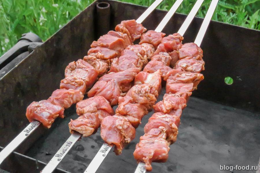 рецепт шашлыка по азербайджански