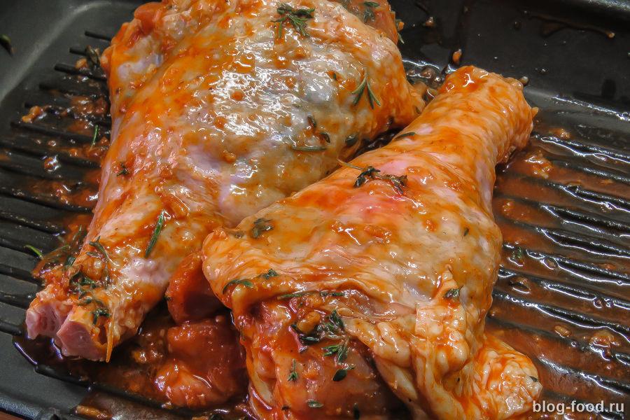 Рецепт с филе индейки с пошагово