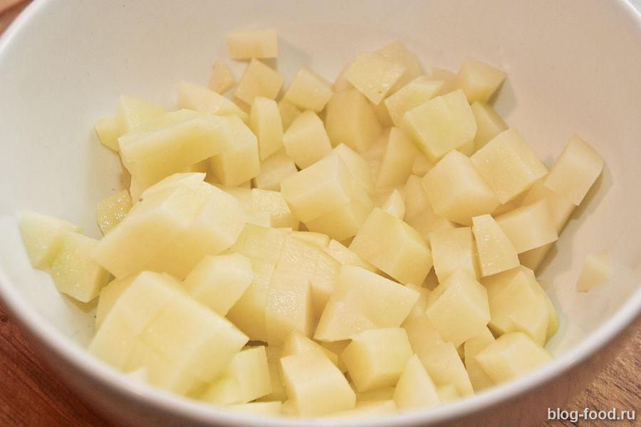 Грудинка куриная фаршированная рецепт с фото пошагово