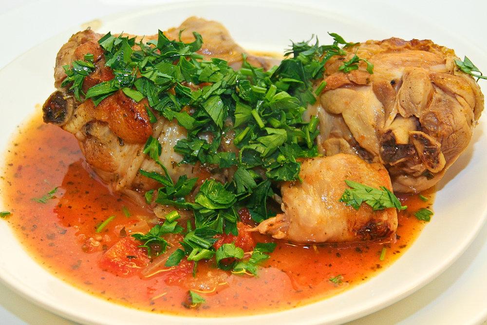 Чахохбили (оригинальный рецепт)