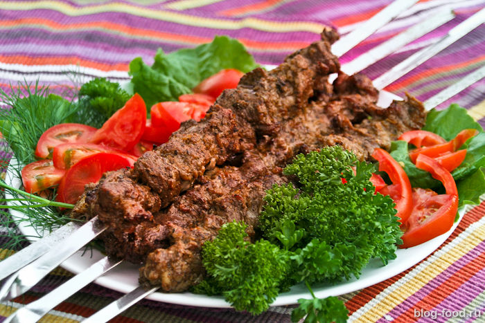 шашлык из свинины мягкое мясо рецепт