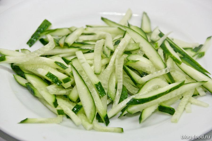 Картофельные оладьи с форелью