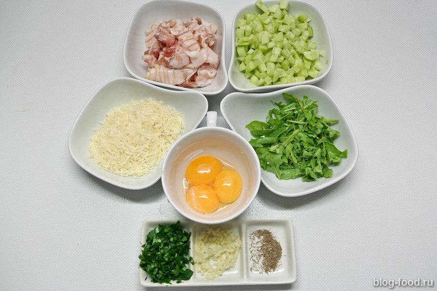Спагетти карбонара (v. 3)