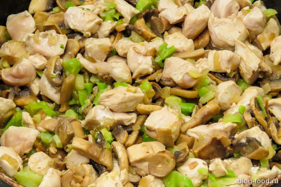 Ленивые голубцы рецепт приготовления с фото