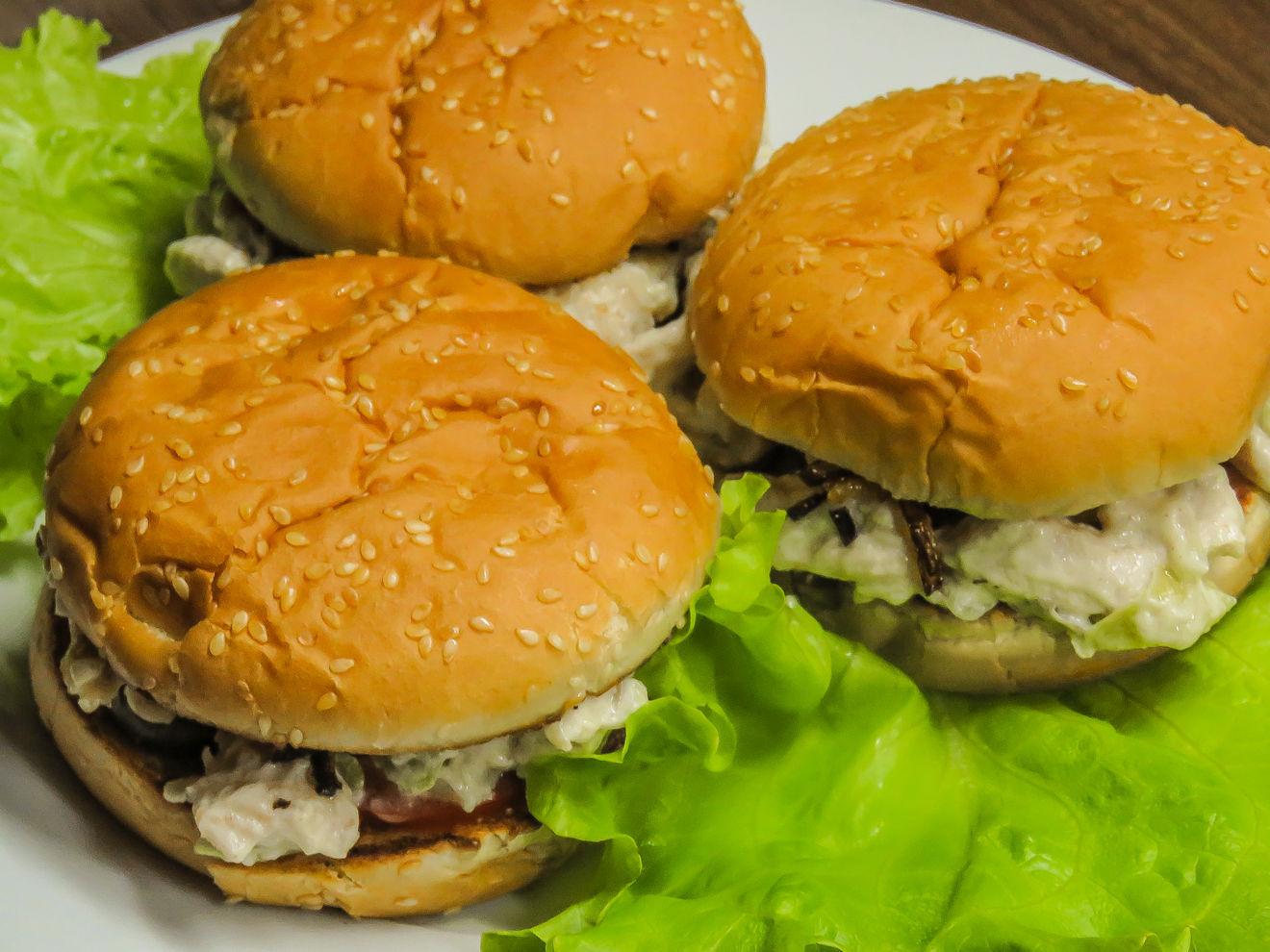 рецепты теста на чизбургеры с фото продолжаем