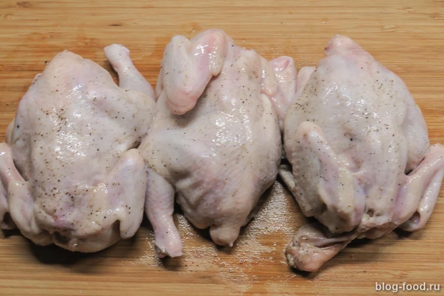 Цыплята корнишоны