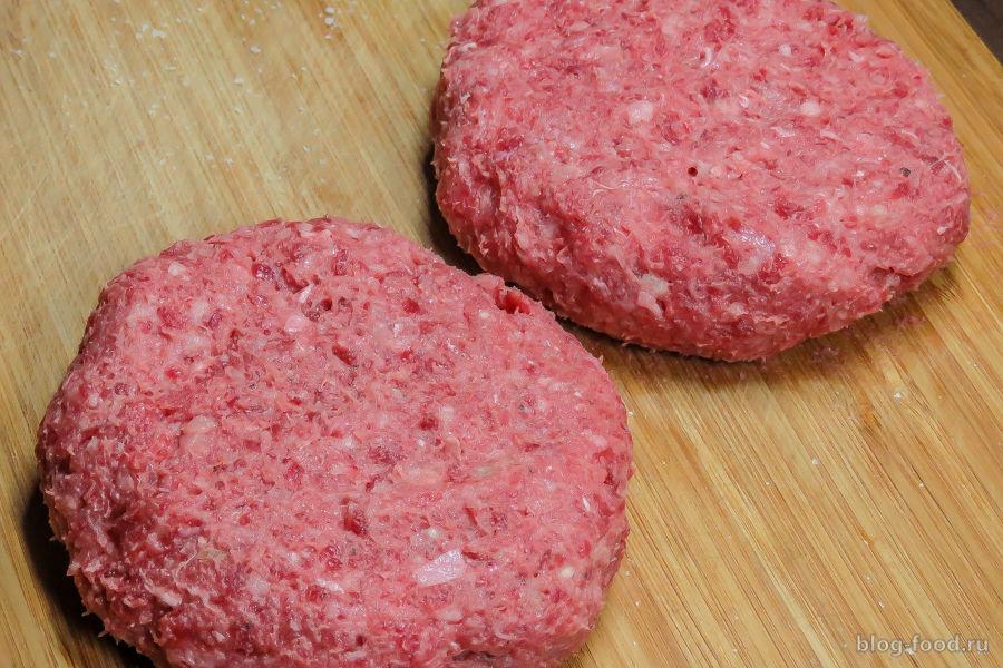 Бифштекс из говядины по-минестерски