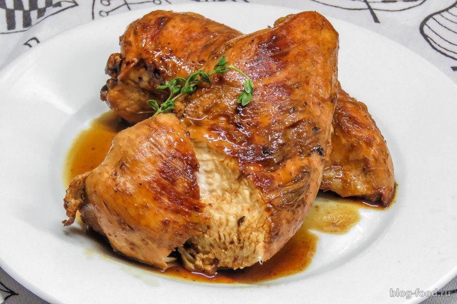 Куриная грудка по рецепту Гордона Рамзи