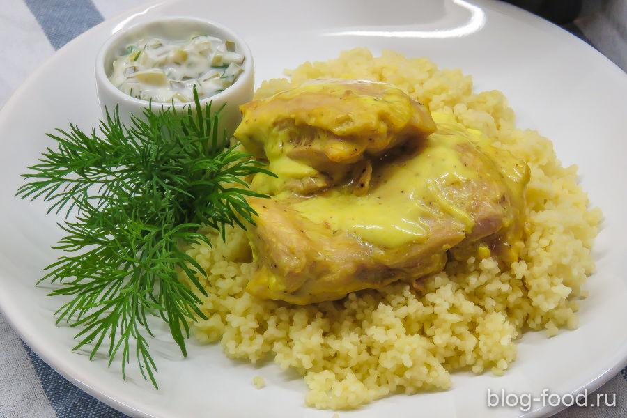 Курица по-тунисски