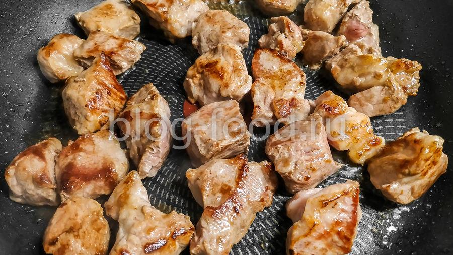 Оджахури со свининой