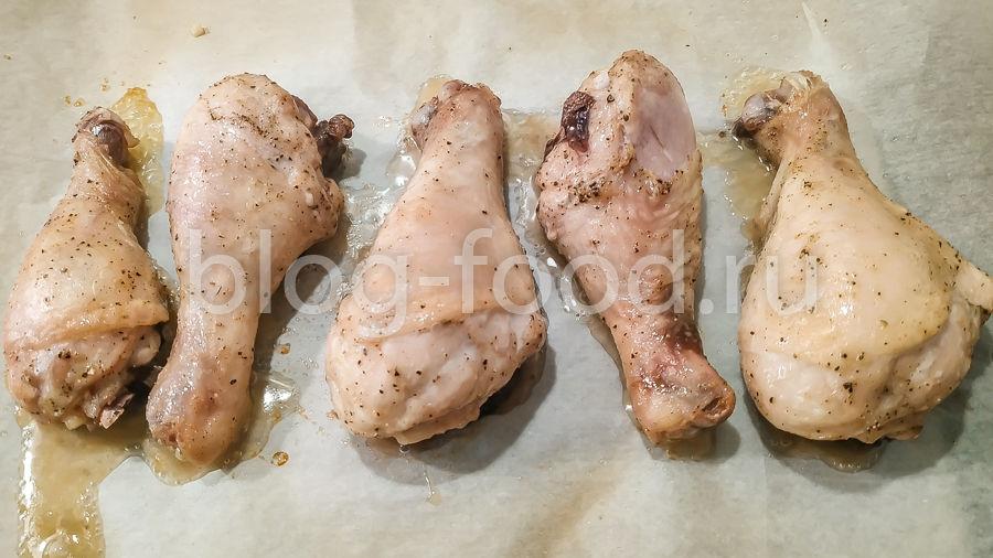 Курица «по-пекински»