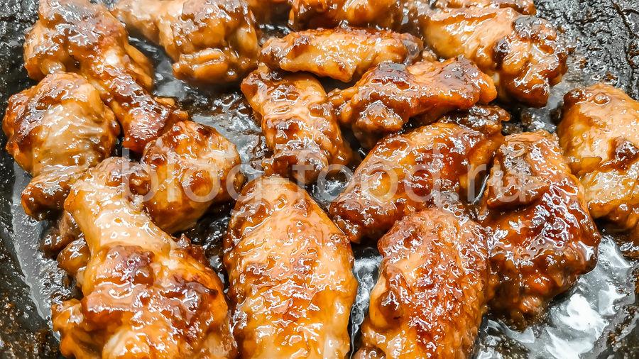 Кэлэ Цзи Чи или курица в кока-коле