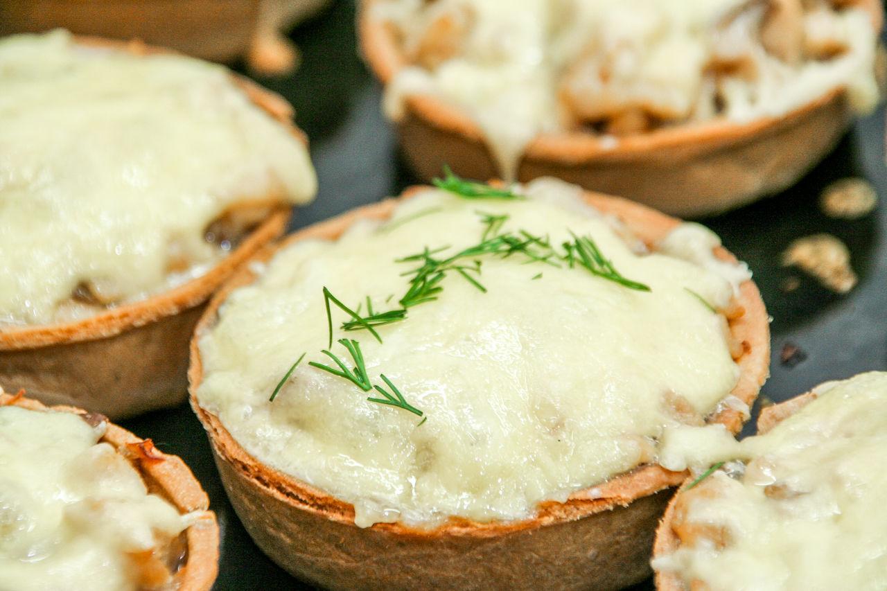 грибы в тарталетках рецепт с фото регулярные пейзажные